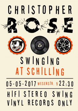 Swinging at Schilling 05-05-17